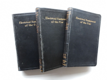 Electrical Equipment of the Car. 3 Vols (Butler & Butler 1926)